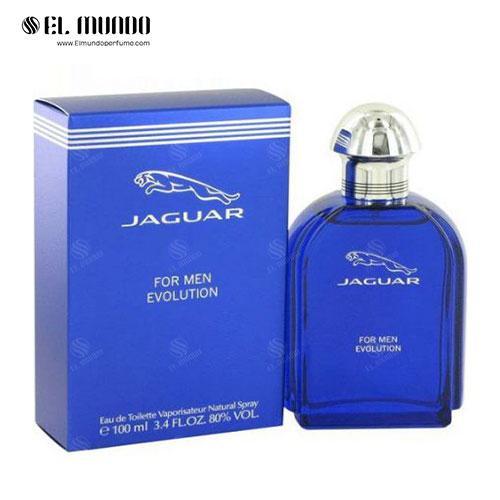 عطر ادکلن مردانه جگوار اولوشن ادوتویلت ۱۰۰ میل Jaguar for Men Evolution