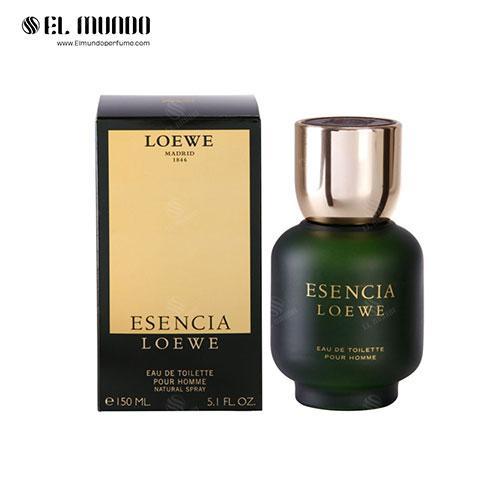 عطر ادکلن مردانه لوئو-لوئوه اسنسیا ادوتویلت ۱۵۰ میل Esencia pour Homme Loewe