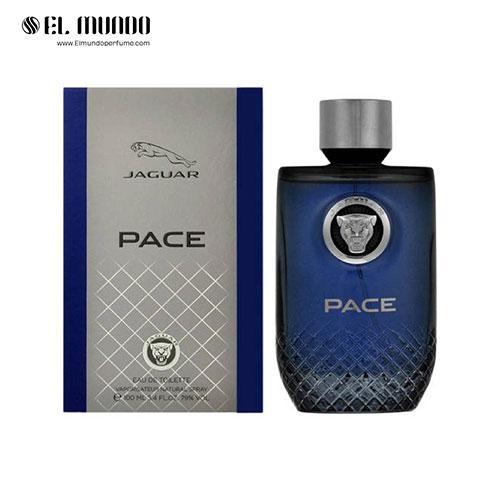 عطر ادکلن مردانه جگوار پیس ادوتویلت ۱۰۰ میل Pace Jaguar for men