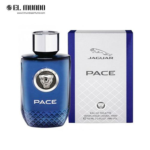 عطر ادکلن مردانه جگوار پیس ادوتویلت ۶۰ میل Pace Jaguar for men