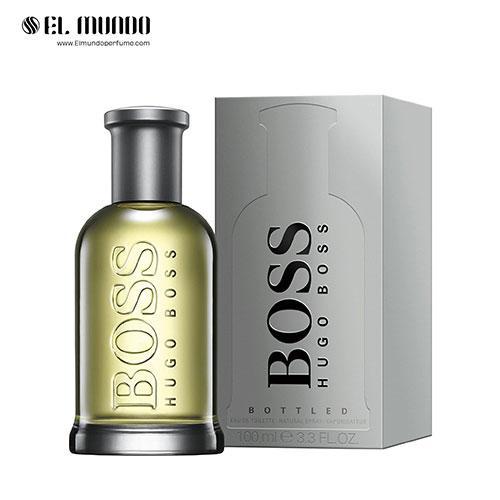 عطر ادکلن مردانه هوگو بوس باتلد- هوگو بوس نامبر ۶ ادوتویلت ۵۰ میل Boss Bottled Hugo Boss