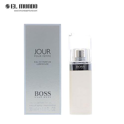 عطر ادکلن زنانه هوگو باس ژور پور فمه لومینوز ادوپرفیوم ۳۰ میل Boss Jour Pour Femme Lumineuse Hugo Boss