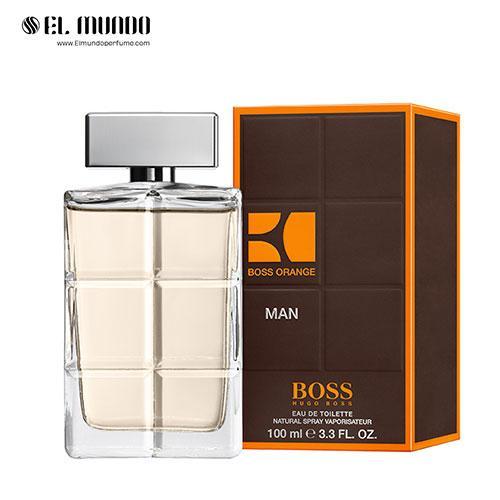 عطر ادکلن مردانه هوگو بوس اورنج ادوتویلت ۱۰۰ میل Boss Orange for Men Hugo Boss