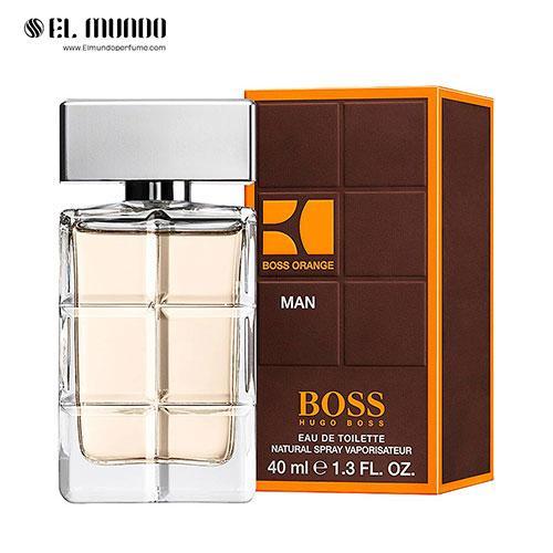 عطر ادکلن مردانه هوگو بوس اورنج ادوتویلت ۴۰ میل Boss Orange for Men Hugo Boss