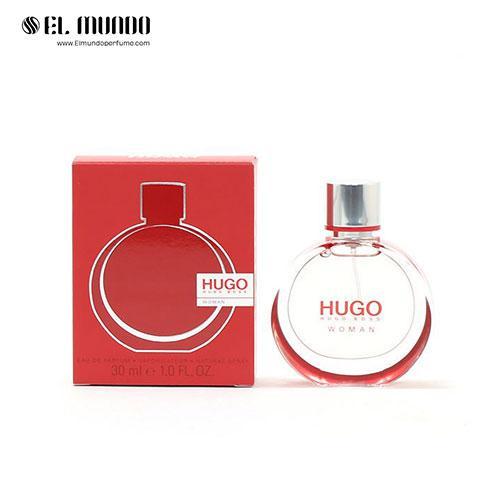 عطر ادکلن زنانه هوگو باس هوگو زنانه ادوپرفیوم ۳۰ میل Hugo Woman Eau de Parfum