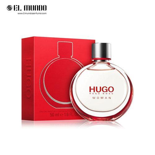 عطر ادکلن زنانه هوگو باس هوگو زنانه ادوپرفیوم ۷۵ میل Hugo Woman Eau de Parfum