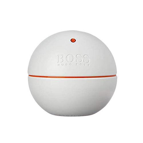 عطر ادکلن هوگو بوس این موشن وایت ادوتویلت ۵۰ میل Boss In Motion White Hugo Boss