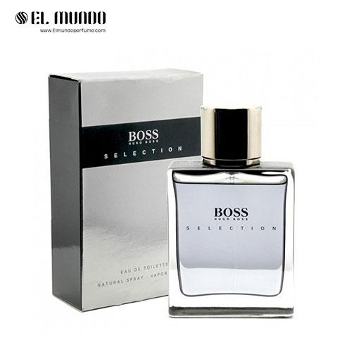 عطر ادکلن مردانه هوگو باس سلکشن ادوتویلت ۹۰ میل Boss Selection Hugo Boss