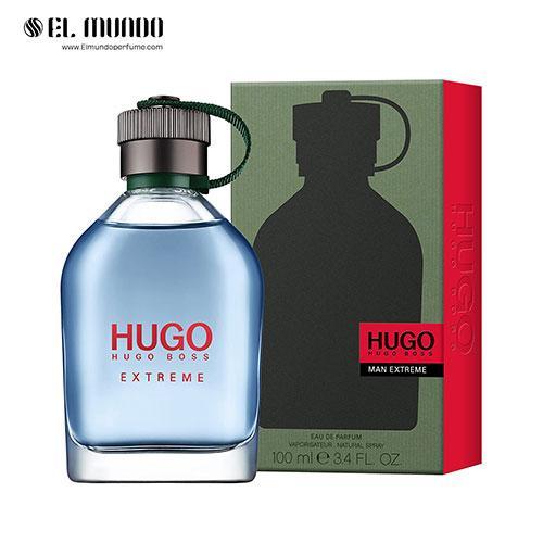 عطر ادکلن مردانه هوگو باس هوگو اکستریم ادوپرفیوم ۱۰۰ میل Hugo Extreme Hugo Boss