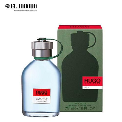 عطر ادکلن مردانه هوگو باس هوگو من – هوگو سبز ادوتویلت ۷۵ میل Hugo Hugo Boss