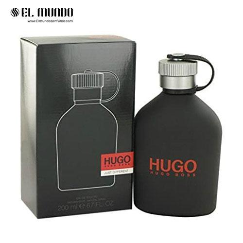 عطر ادکلن مردانه هوگو باس جاست دیفرنت-هوگو مشکی ادوتویلت ۲۰۰ میلHugo Just Different Hugo Boss