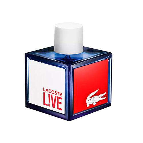 عطر ادکلن لاگوست لایو ادوتویلت ۱۰۰ میل Lacoste Live Lacoste Fragrances