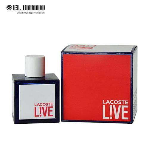 عطر ادکلن لاگوست لایو ادوتویلت ۴۰ میل Lacoste Live Lacoste Fragrances