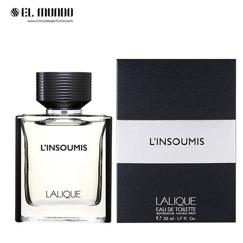 عطر ادکلن مردانه لالیک له اینسومیس ادوتویلت ۵۰ میل L'Insoumis Lalique for men