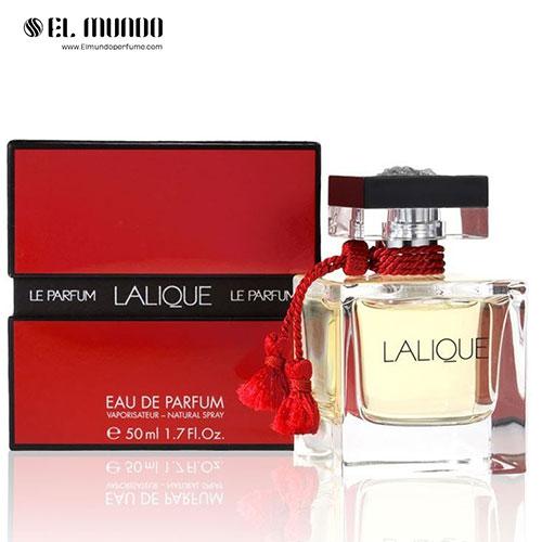 عطر ادکلن زنانه لالیک قرمز لی پارفیوم ادوپرفیوم ۵۰ میل Lalique Le Parfum