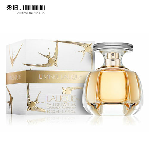 عطر ادکلن زنانه لالیک لیوینگ ادوپرفیوم ۵۰ میل Living Lalique Lalique for women