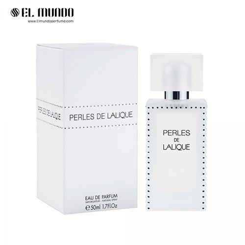 عطر ادکلن زنانه لالیک پرلس د لالیک ادوپرفیوم ۵۰ میل Perles De Lalique for women