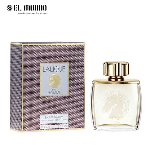 عطر ادکلن مردانه لالیک پورهوم لالیک شیر ادو پرفیوم ۷۵ میل Lalique Pour Homme