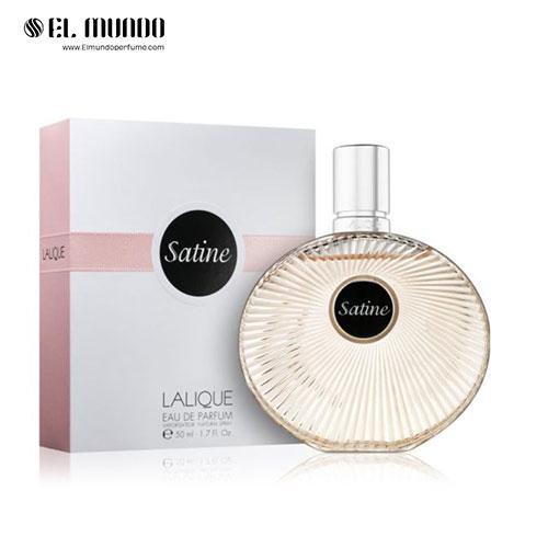عطر ادکلن زنانه لالیک ساتین ادوپرفیوم ۵۰ میل Satine Lalique for women