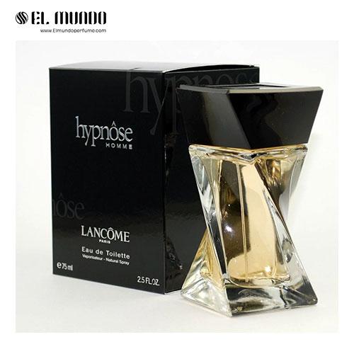 عطر ادکلن مردانه لانکوم لانکوم هیپنوز هوم ادوتویلت ۷۵ میل Hypnôse Homme Lancome for men
