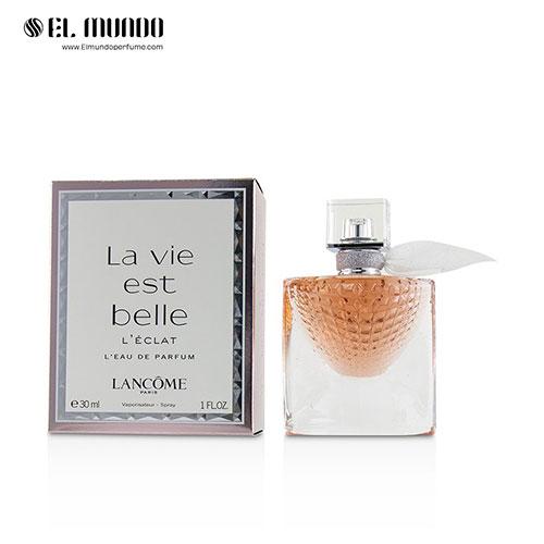 عطر ادکلن زنانه لانکوم لا ویه است بله له اکلت له پارفوم ادوپرفیوم ۳۰ میل La Vie est Belle L'Éclat Lancome