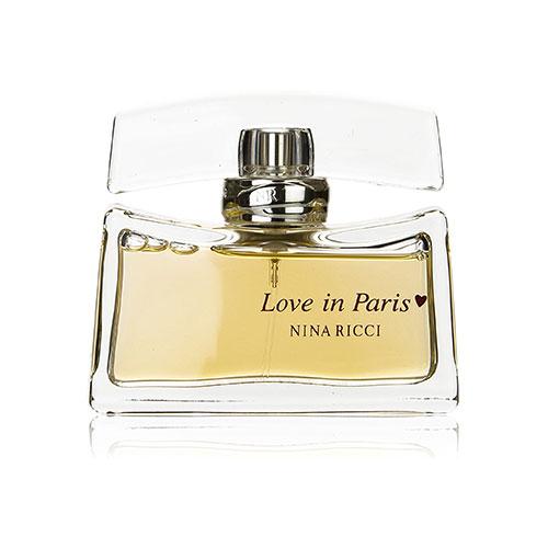 عطر ادکلن زنانه نیناریچی لاو این پاریس ادوپرفیوم ۱۰۰ میل Love in Paris Nina Ricci