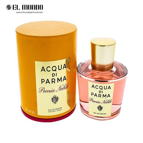 عطر ادکلن زنانه آکوا دی پارما پئونیا (پونیا) نوبیل ادو پرفیوم ۱۰۰ میل Peonia Nobile Acqua di Parma