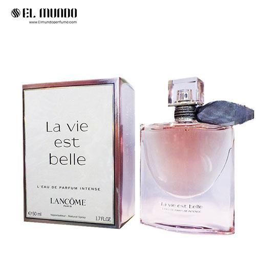 عطر ادکلن زنانه لانکوم لا ویه است بله لئو پارفوم اینتنس ادوپرفیوم ۵۰ میل La Vie Est Belle L'Eau de Parfum Intense