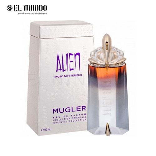 عطر ادکلن زنانه تیری موگلر الین ماسک میستریو ادوپرفیوم ۹۰ میل Alien Musc Mysterieux Mugler