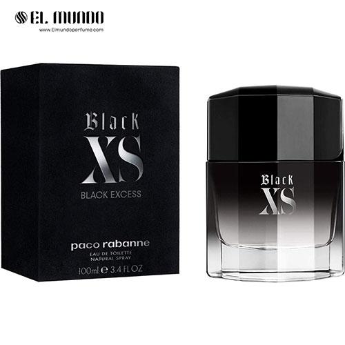 عطر ادکلن مردانه پاکو رابان بلک ایکس اس ۲۰۱۸ ادوتویلت ۱۰۰ میل Black XS (2018) Paco Rabanne