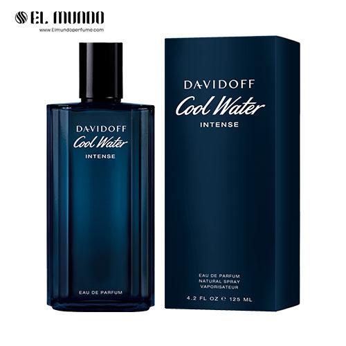 عطر ادکلن مردانه دیویدوف کول واتر اینتنس ادوپرفیوم ۱۲۵ میل Cool Water Intense Davidoff