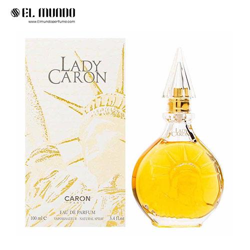 عطر ادکلن زنانه کارون لیدی کارون ادوپرفیوم ۱۰۰ میل Lady Caron for women