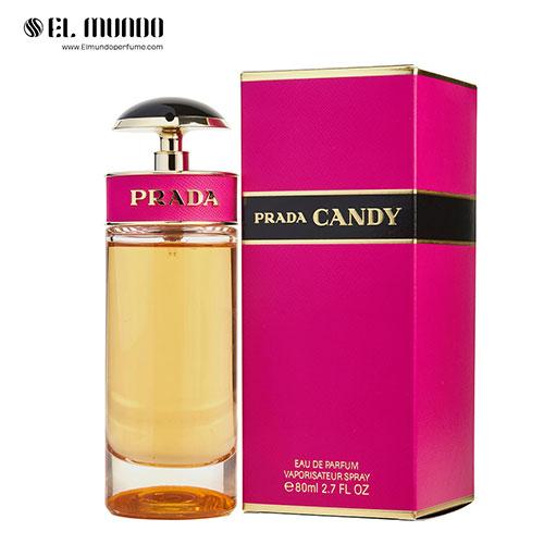 عطر ادکلن زنانه پرادا کندی ادوپرفیوم ۸۰ میل Prada Candy Prada for women