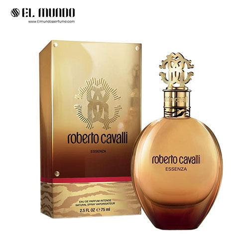 عطر ادکلن زنانه روبرتو کاوالی اسنزا ادوپرفیوم ۷۵ میل Roberto Cavalli Essenza