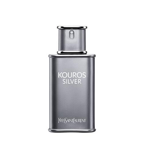 عطر ادکلن مردانه او سن لورن کوروس سیلور ادوتویلت ۱۰۰ میل Kouros Silver Yves Saint Laurent