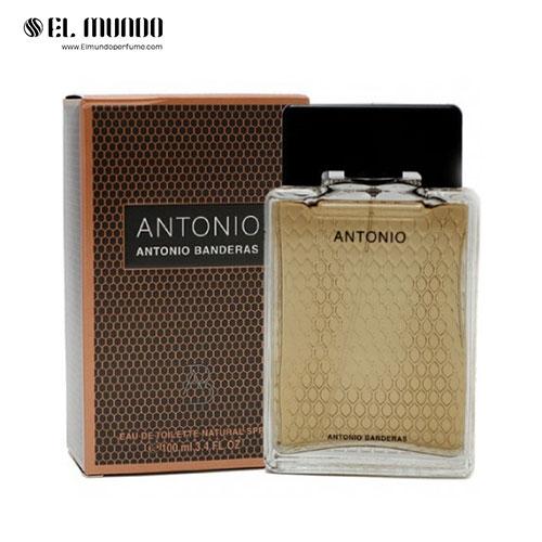 عطر ادکلن مردانه آنتونیو باندراس آنتونیو ادوتویلت ۱۰۰ میل Antonio Antonio Banderas