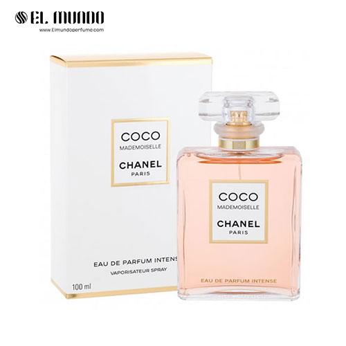 عطر ادکلن زنانه شنل کوکو مادمازل ادوپرفیوم ۱۰۰ میل Coco Mademoiselle Chanel