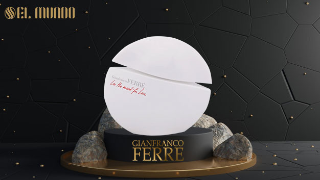 In The Mood For Love Gianfranco Ferre for women 3 - عطر ادکلن زنانه ادکلن فره سفید-این د مود فور لاو ادوپرفیوم ۱۰۰ میل Gianfranco Ferre In The Mood For Love