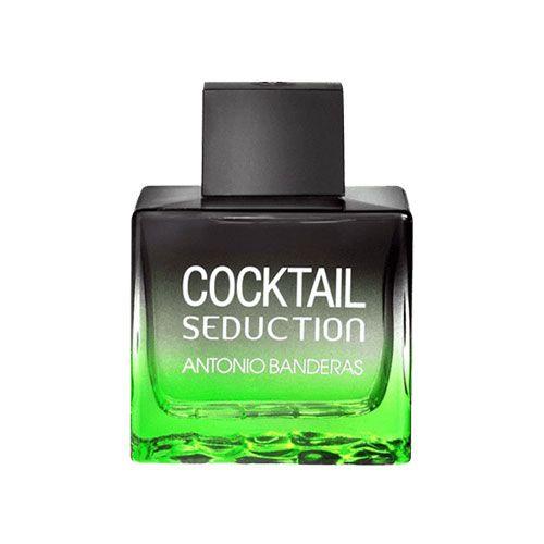 عطر ادکلن مردانه آنتونیو باندراس کوکتل سداکشن این بلک ادوتویلت ۱۰۰ میل Cocktail Seduction in Black