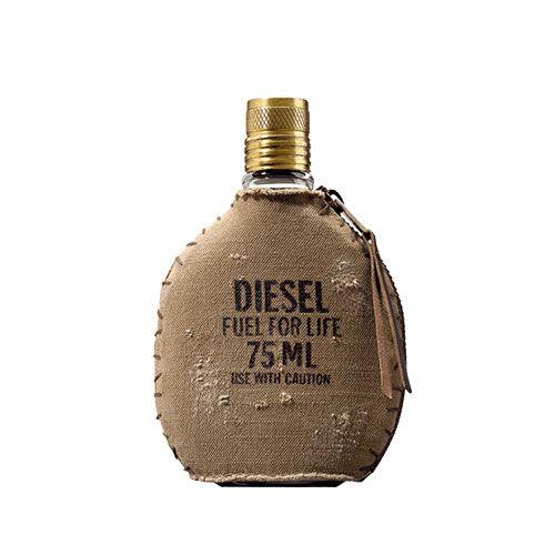 عطر ادکلن مردانه دیزل فیول فور لایف ادوتویلت ۷۵ میل Diesel Fuel for Life Homme For men