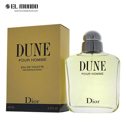عطر ادکلن مردانه دیور دان ادوتویلت ۱۰۰ میل Dior Dune Pour Homme