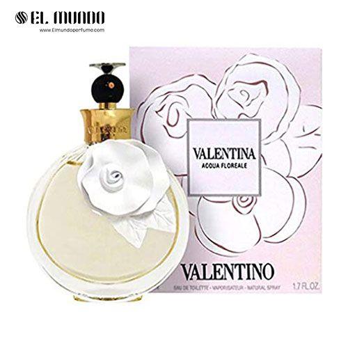 عطر ادکلن زنانه والنتینو والنتینا آکوا فلورال ادوتویلت ۸۰ میل Valentino Acqua Floreale