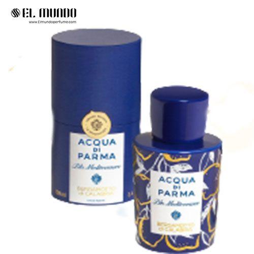 عطر ادکلن آکوا دی پارما برگاموتو دی کالابریا لا اسپوگنتورا ادو پرفیوم ۱۰۰ میل Bergamotto di Calabria La Spugnatura Acqua di Parma