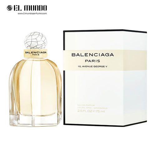 عطر ادکلن زنانه بالسیاگا ادوپرفیوم ۵۰ میل Balenciaga Paris Balenciaga