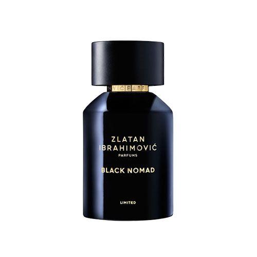عطر ادکلن مردانه ادکلن زلاتان ابراهیموویچ بلک نومد پرفیوم ۱۰۰ میل Black Nomad Zlatan Ibrahimovic Parfums