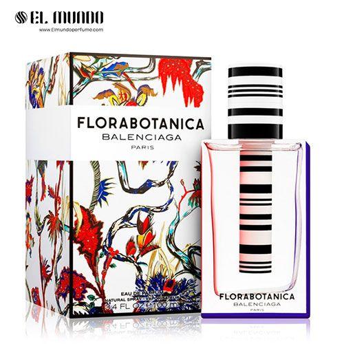 عطر ادکلن زنانه بالنسیاگا فلورابوتانیکا ادوپرفیوم ۱۰۰ میل Florabotanica Balenciaga