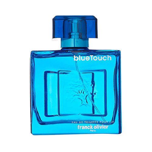 عطر ادکلن مردانه فرانک الیور بلو تاچ ادوتویلت ۱۰۰ میل  Franck Olivier Blue Touch