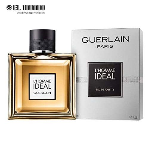 عطر ادکلن مردانه گرلن لهوم آیدیل ۱۰۰ میل ادوتویلت Guerlain L´Homme Ideal EDT