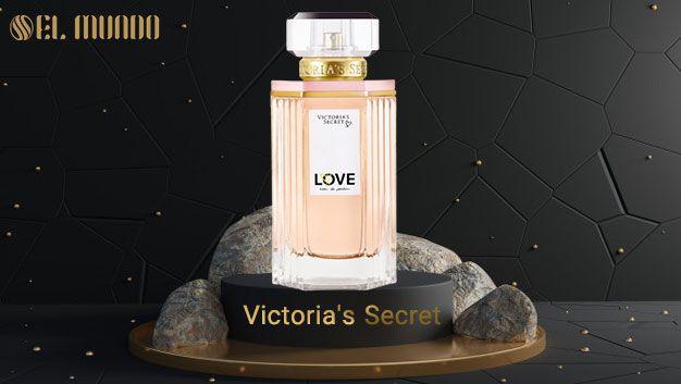 Love Eau de Parfum Victorias Secret for women 4 - عطر ادکلن زنانه ویکتوریا سکرت لاو ادوپرفیوم ۱۰۰ میل ove Eau de Parfum Victoria's Secret