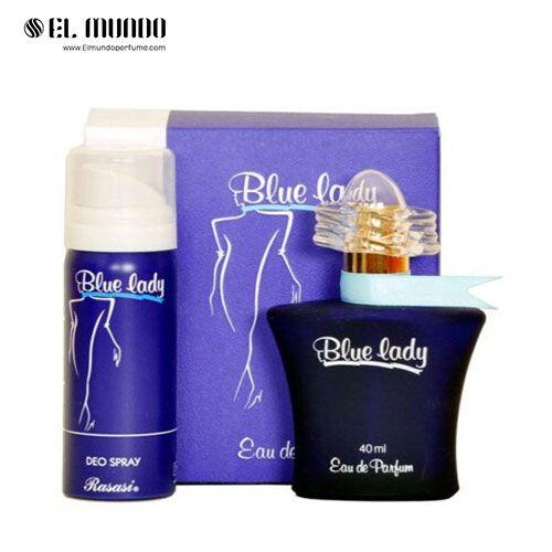 عطر ادکلن زنانه رصاصی بلو لیدی ادوپرفیوم ۴۰ میل Blue Lady Rasasi